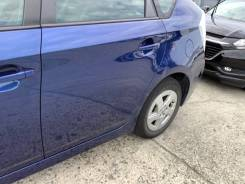 Дверь левая задняя 8T5 Toyota Prius ZVW30 S [5956]