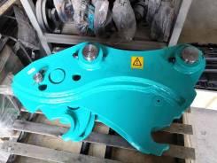 Быстросъем механический (квик-каплер) на экскаваторы от 10 до 15тонн