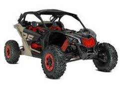 BRP Can-Am Maverick X3 X RC Turbo, 2020