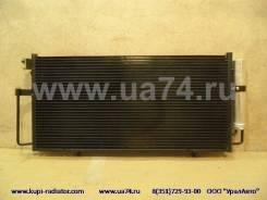 Радиатор Кондиционера Subaru Impreza `00-07 (73210-FE010 / ST-SB25-394-0 / SAT)