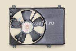 Диффузор радиатора в сборе Suzuki Swift 05- (ST-SZ33-201-0 / SAT)