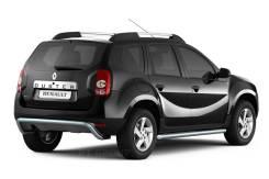 Защита заднего бампера 51 мм на Renault Duster c 2012 в наличии