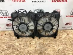 Диффузор вентиляторы охлаждения в сборе Honda Civic 4D FD 2006-2011