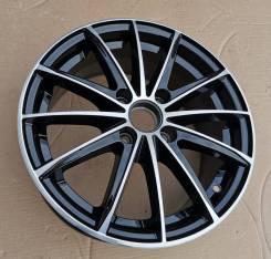 Новые литые диски K&K Пойнт Бланк на Kia Rio, Hyundai Solaris R15