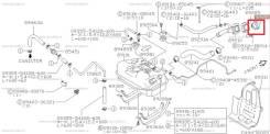 Пробка бензобака Suzuki Grand Escudo TX92W 73.000км