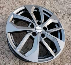 Новые литые диски Carwel Эльтон на Toyota RAV4 R17