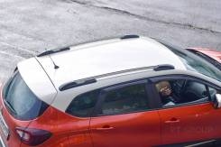 Рейлинги Renault Kaptur с 2016 в наличии в Барнауле