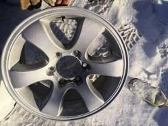 Диски для Toyota LC Prado 120 6x139*7 R17