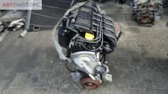 Двигатель Renault Twingo 1, 2002, 1.2 л, бензин i (D4F702)