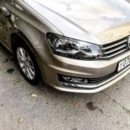Аренда Volkswagen Polo 2018 Бежевый автомат