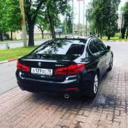 Аренда BMW 520d 2017 Черный автомат