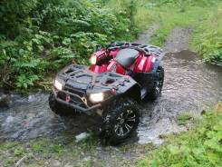 Polaris Sportsman, 2010