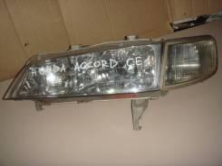 Фара левая Honda Accord CE1 0016676L Ю