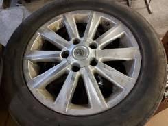 Продам колеса на Toyota Land Cruiser 200