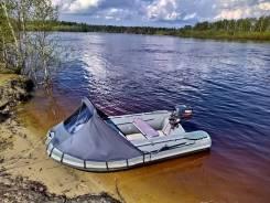 Продается лодка с мотором Cayman N285s и Yamaha 5