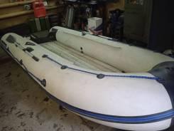 Продам лодку ТНВД+мотор Сузуки 9.9(15)