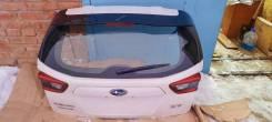 Дверь багажника Subaru XV GT 2017-