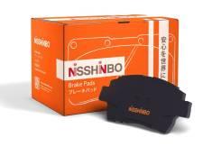 Японские Тормозные диски колодки Nisshinbo / Доставка /Отправка по РФ