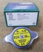 Крышка радиатора R124 0.9 / 16401-63010/ 21430-01F00 Futaba Япония