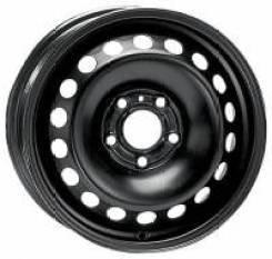 Alcar Stahlrad 7856 6,5x16 5x114,3 et40 66,1 black