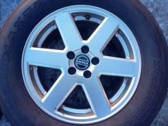 Volvo XC90 оригинальные диски R17 5*108 7j вылет 49 ЦО 67,1 Вольво ПР