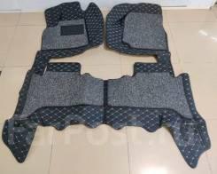 3D коврики в салон lexus LX470/Land Cruiser 100 Экокожа