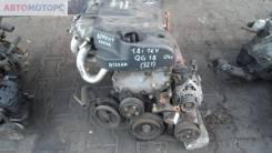 Двигатель Nissan Almera N16, 2004, 1.8 л, бензин i (QG18DE)