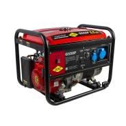 Генератор бензиновый DDE G550P. 220В. 5,0/5,5. 1f-9,4кВт. Гарантия.