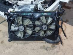 Радиатор охлаждения ДВС на Toyota Vista Ardeo!