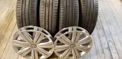Автомобильная шина в сборе