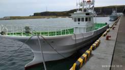 Шхуна рыболовная транспортная скоростная