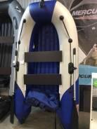 Надувная лодка Стелс 255 АЭРО