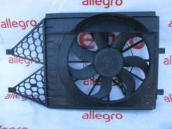 Volkswagen Polo Sedan вентилятор радиатора