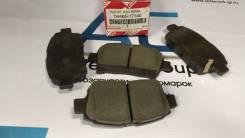 Колодки тормозные передние 04465-17140 Toyota Vitz Echo Yaris