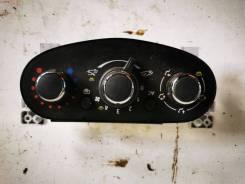 Блок управления печкой Renault Duster 1.6 4x4 2012 K4M606