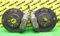 Передние тормоза от Toyota Celsior UCF30/ UCF31. Аналог TRD!
