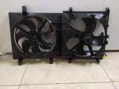 Вентилятор охлаждения радиатора Lifan X60 (с диффузором)