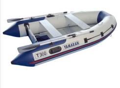 Лодка yamaran t 360+Мотор Suzuki DT 9.9 AS