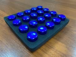 Гайки конус 12x1.25 синие
