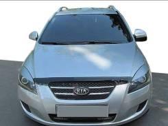 Kia Ceed 2006 - 2009 SIM Дефлектор капота (Мухобойка)