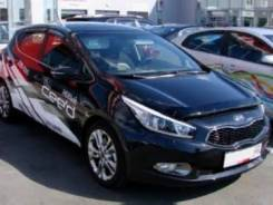 Kia Ceed 2012 - 2018 SIM Дефлектор капота (Мухобойка)