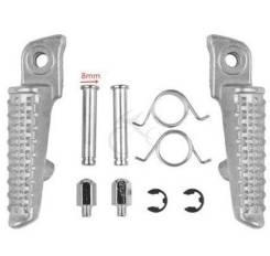Подножки водительские Honda CBR600RR 03-18 CBR1000RR 04-18 сер