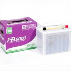 Аккумулятор FB 9000 80 Ач (110D26L)