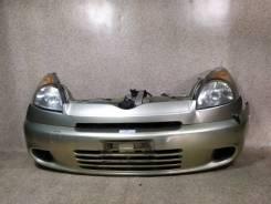 Nose cut Toyota Funcargo 1999 NCP20 1NZ-FE, передний [229286]