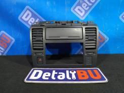Рамка магнитолы с воздуховодами Nissan Tiida SC11 C11