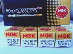 Свечи накаливания 4шт NGK Y701J Япония RF, WL, R2, WLT,