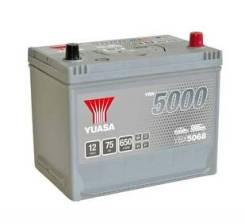 Аккумулятор Yuasa 75Ач 650А (YBX5068) D26