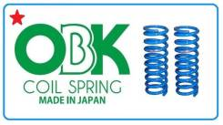 Пружины задние OBK | усиленные | Demio 02-07 | цена за 2 шт.