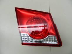 Фонарь задний внутренний левый Chevrolet Cruze J300 2009-2016 [96830489]