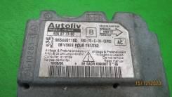 Блок управления подушками безопасности AirBag Peugeot 307